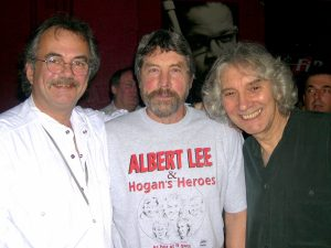 Alain Fournier, Albert Lee & Marc Bozonnet